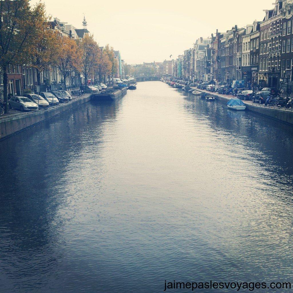 Visiter Amsterdam et ses canaux !