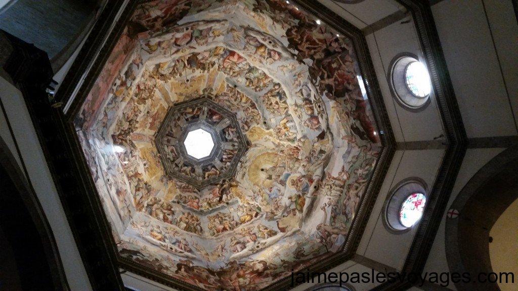 Les peintures de la cathédrale de Florence