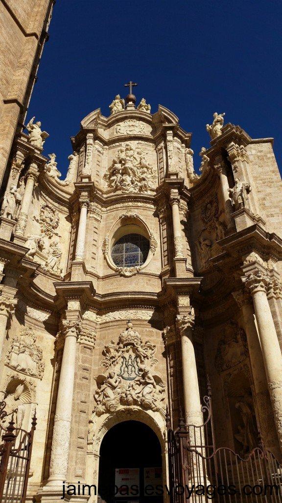 La cathedrale de Valence