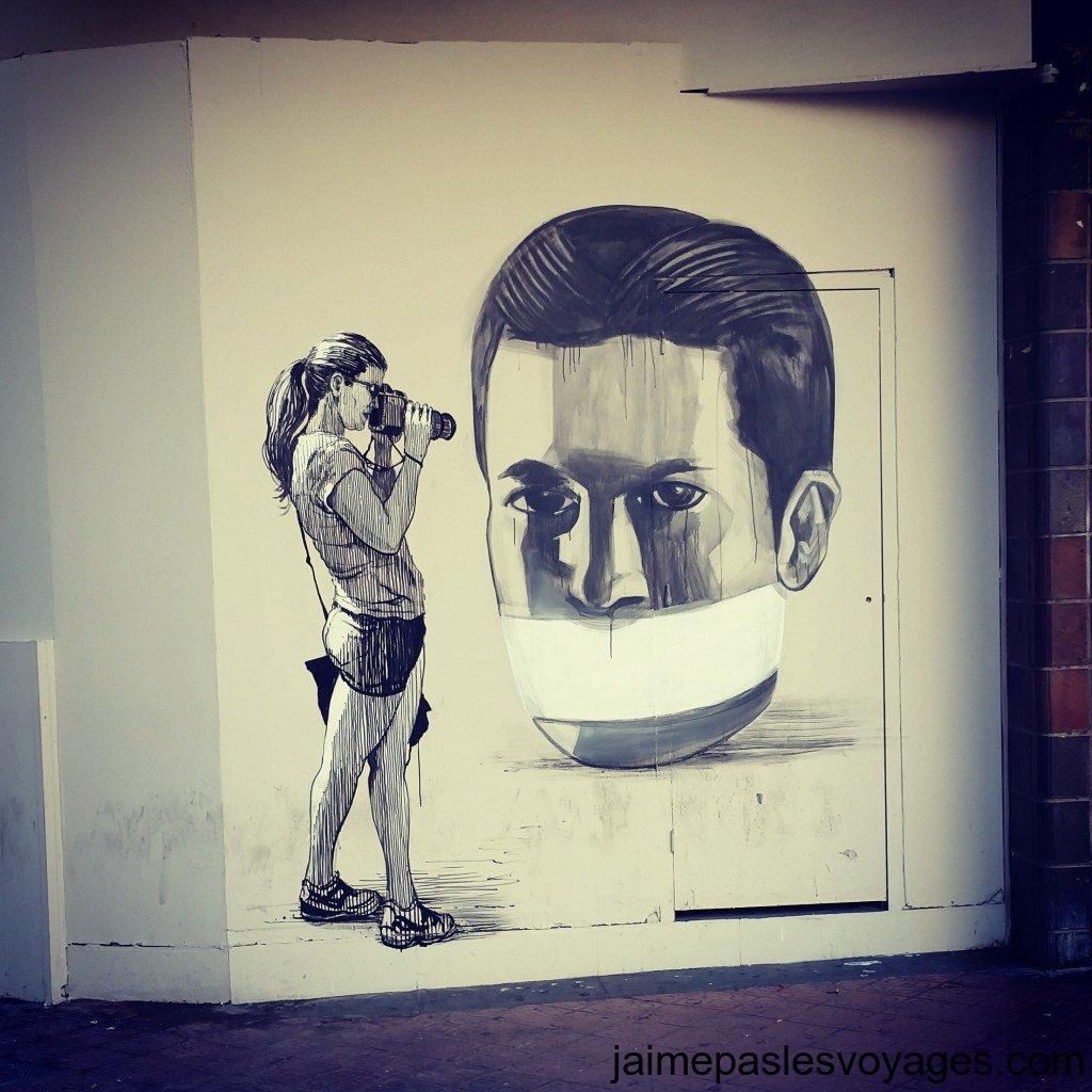 street-art Valence
