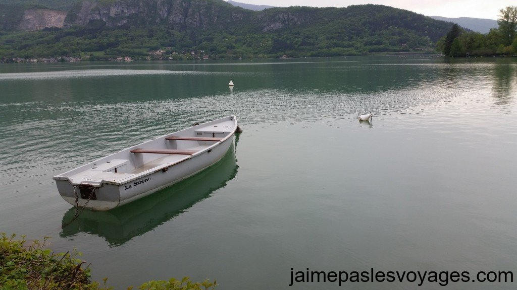 Annecy et ses bateaux