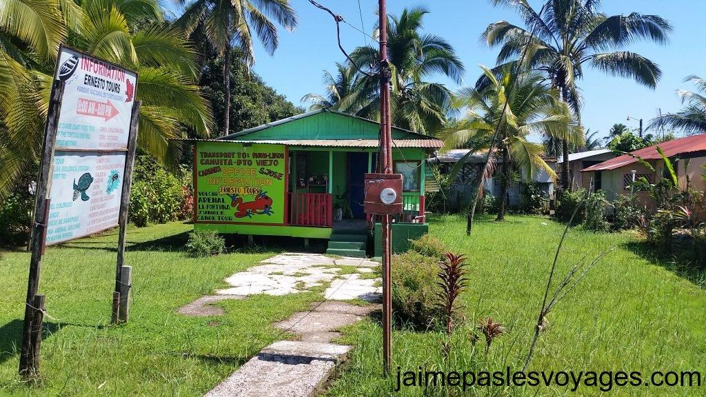 village tortuguero